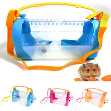 Hamster Nest Takeout Package Bag Large Pet Carrier Gerbil Mouse Rat Small Animal
