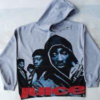 Juice Hoody sweatshirt new york movie 90s hip hop