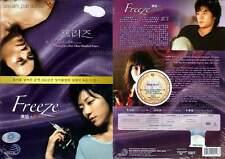 FREEZE PEURIJEU 프리즈 (1-5 End + Bonus Movie) Korean Drama DVD English Subtitles
