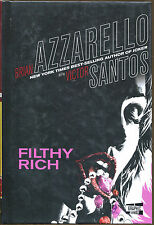 Filthy Rich by Brian Azarello and Victor Santos-DC Comics/Vertigo 1st Ed.-2009