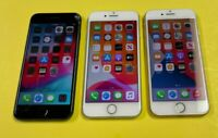 Apple iPhone 8 64gb  (Unlocked) Gray, Silver or Gold - Choose Color - CRACKED