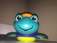 New listing Baby Einstein Baby Neptune Ocean Orchestra Musical Light Up Sea Turtle 2 Modes