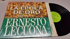 ERNESTO LECUONA - LA EPOCA DE ORO - FSP-213,  LATIN VINYL RECORD
