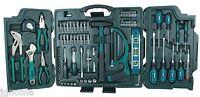 Mannesmann M29085 Box Tool Universal Briefcase Flip 89 Pz Stainless Steel