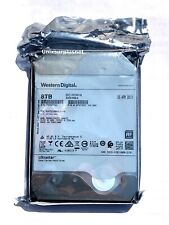 New Factory Recertified Sealed Bag HGST HUH721008ALE600 8TB He10 3.5 7k SATA 6Gb