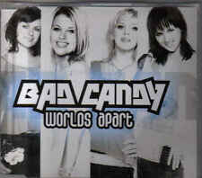 Bad Candy-Worlds Apart cd maxi single