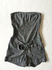 New VELVET HEART denim fabric Jumpsuits & Rompers XS