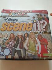 Disney Channel Scene It Deluxe DVD Game by Screen Life, Optreve,Wrapped Unused