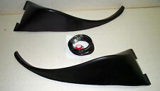 1970-1978 Pontiac Firebird TA Trans-Am WHEEL FLARES SPOILER 2 PIECE REAR SET