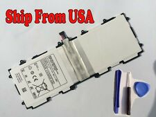 New Battery For Samsung Galaxy Tab 2 10.1 CE0168 GT-P7500 GT-P7510 GT-P5113TS US
