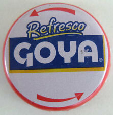 REFRESCO GOYA used Soda CROWN, Bottle CAP with RED ARROWS, Secaucus, NEW JERSEY