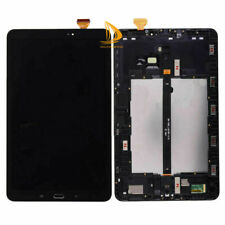 For Samsung Galaxy Tab A SM-T580 LCD Display Screen Touch Digitizer with Frame $