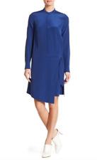 Equipment Womens Night Fall Winton Silk Dress Sz L 10456