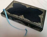 BOOK - Gulliver's Travels By Jonathan Swift Heron HB Blue Faux Leather