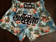 Raja Boxing Muay Thai Songkran Shorts Mma Boxing New in Package Large *On Sale*