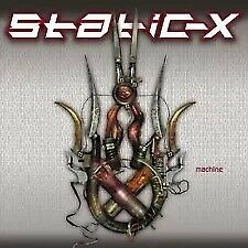 STATIC-X - Machine CD (2001)