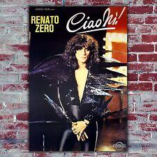 Film Poster Ciao Ni Renato Zero 70x100 CM