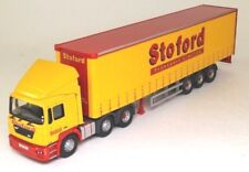 Erf ECS Curtainside Stoford Transport Ltd CC12702 1-50 New in box (Bed)