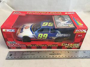2002 Racing Champions Michael Waltrip #99 Aaron's Chevrolet NASCAR 1:24 Diecast