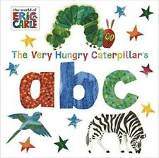 The Very Hungry Caterpillar's abc by Carle, Eric, NEW Book, FREE & FAST Delivery