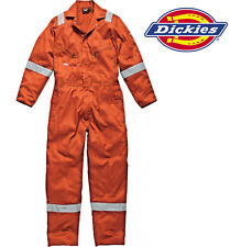 Dickies Lightweight Cotton Coverall Overall Reflective