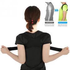 Posture Corrector Shoulder Back Brace for Slouching Clavicle Support Pads Unisex