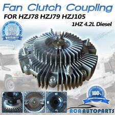 For Toyota Viscous Fan Clutch Landcruiser HZJ78 79 105 Series 1HZ Diesel 4.2L