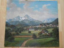 Wilhelm WOLLMANN Haagen München Berchtesgaden Watzmann Alpen alps alpes