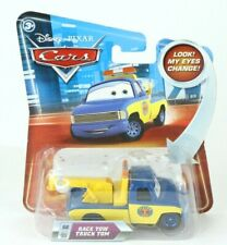 RACE TOW TRUCK TOM - MOVING EYES Disney Pixar Cars 1:64 - NEW ! ! !