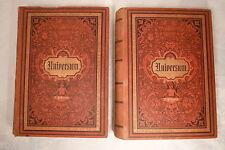 Universum Illustrierte Zeitschrift für die Deutsche Familie 5. Jahrgang 1888/89