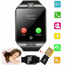 Bluetooth Smart Wrist Watch Phone For Samsung S7 S6 S5 Note 7 G360 i9060 Moto G