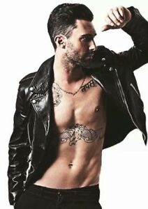 ADAM LEVINE, PHOTO CANVAS 11X14, MANY PICS AVAIL, MANY SIZES AVAIL, MAROON 5