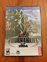 UNREAL TOURNAMENT 2004 – PC GAME BY ATARI