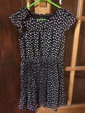 Next Black and White Girls Dress - Size 6