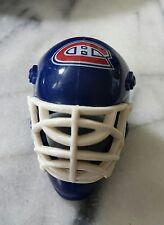 NHL MONTREAL CANADIENS  MINI GOALIE HELMET CALIFORNIA