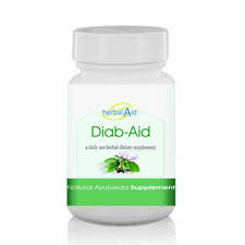 Herbal Aid Diab-Aid Capsules 60 500mg Herbal Supplement For Healthy Life