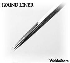 5 10 20 AGHI RL ROUND LINER Per TATUAGGI TATTOO Needles Lining