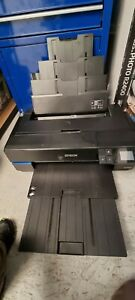 Epson SureColor SC-P800 with Roll holder and Marrutt 250ml ink refill.