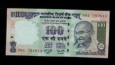 INDIA  100  RUPEES  2006  ( 3/DA ) WITH  E  PICK # 98b  UNC  BANKNOTE.