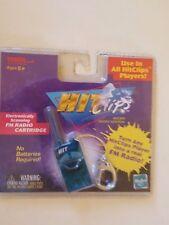 Tiger Electronics Hit Clips Micro Music System FM Radio Cartridge 5 Yrs