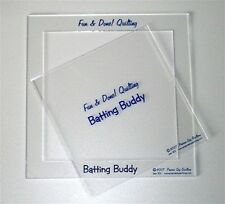 Fun & Done! Quilting Batting Buddy Templates 501, Prairie Sky Quilting