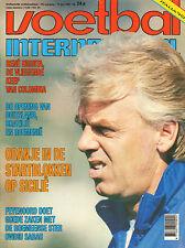 V.I. 1990 nr. 24a  - WK ITALIE / EGYPTE / ROEMENIE-SOVJETUNIE / RENE HIGUITA