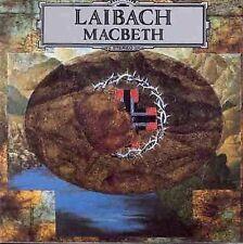 New: Laibach: Macbeth  Audio Cassette