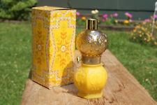Avon 1971 Parlor Lamp Charisma Cologne & Perfumed Talc