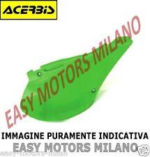 ACERBIS PLASTICA MOTARD FIANCATINA LATERALE PORTANUMERO NERO KAWASAKI KXF 250