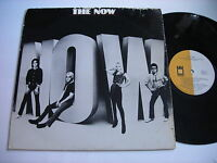 The Now Self Titled 1979 Stereo LP VG++