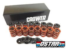 Crower Retainers & Dual Springs for 1990 - 2001 Acura Honda Integra LS B18A B18B