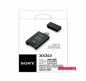 Sony QDA-SB1 XQD Card Reader USB3.1 for Type G and Type M XQD Card Genuine