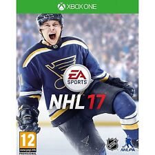 NHL 17 (xbox One) Ice Hockey PAL