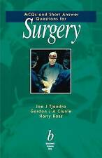 MCQs and Short Answer Questions for Surgery-ExLibrary